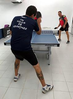 Tenis Mesa Villa Aranjuez