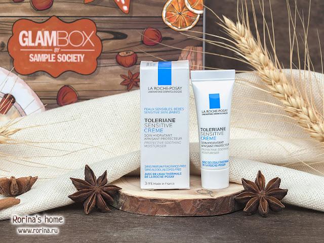 La Roche-Posay Легкий крем для нормальной и комбинированной кожи Toleriane Sensitive: отзывы