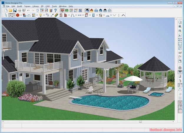 Download Home Designer Professional 2020 v21.3.1.1 Full Crack