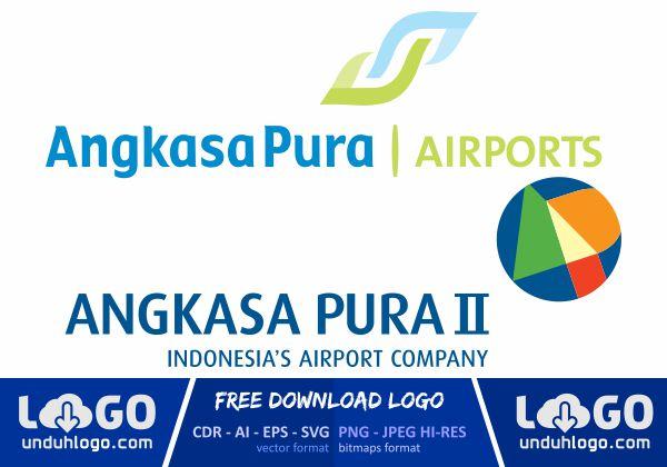 Logo PT Angkasa Pura