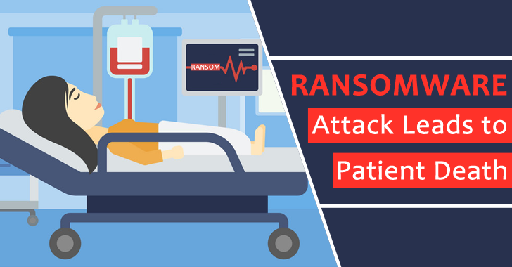 Ransomware Attack at German Hospital Leads to Patient Death