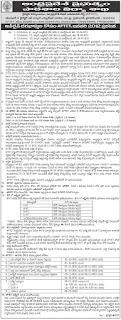 APTET 2012 Notification has been released 2
