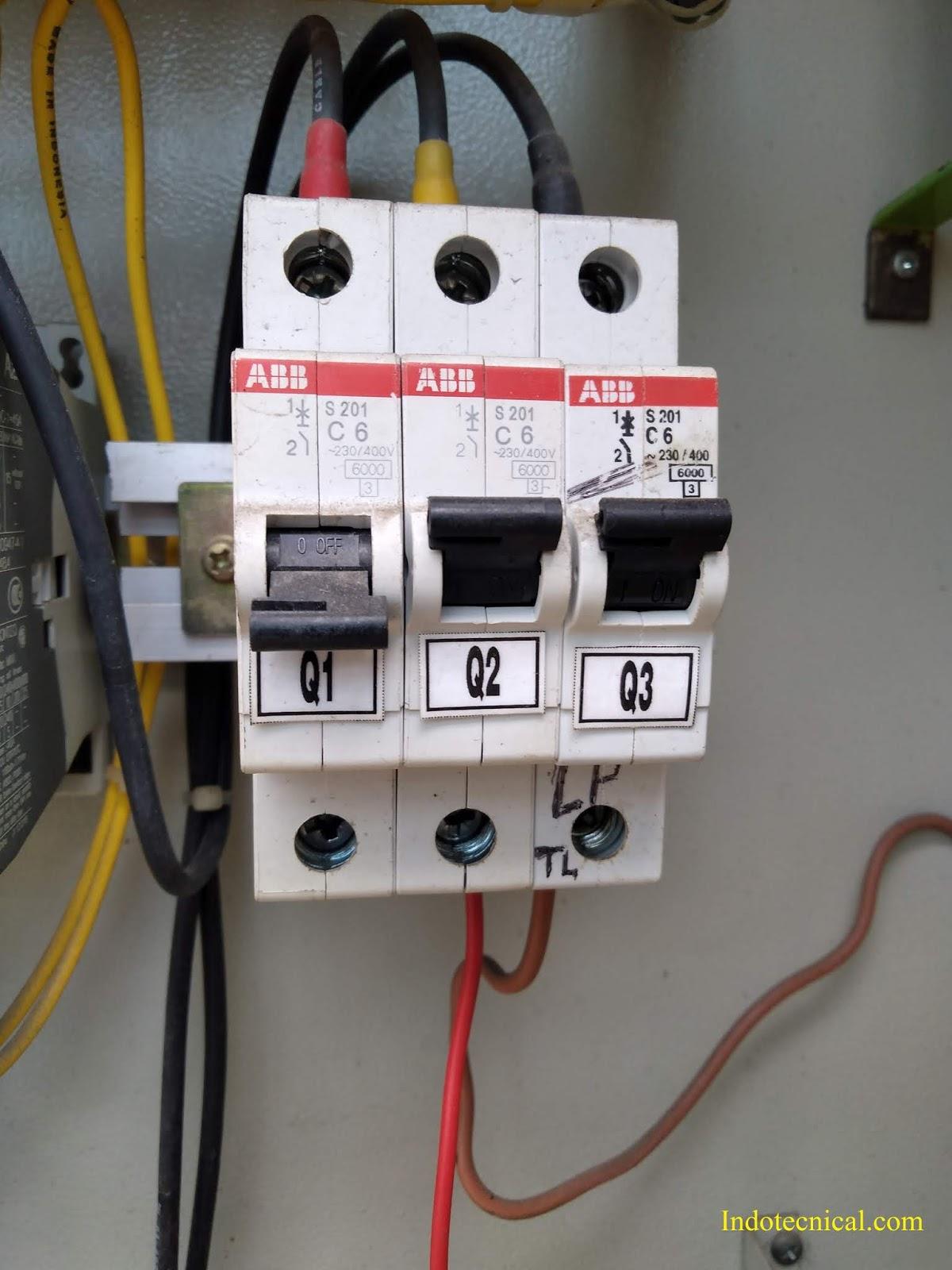 Tutorial Cara Memasang Timer Theben Untuk Lampu Otomatis