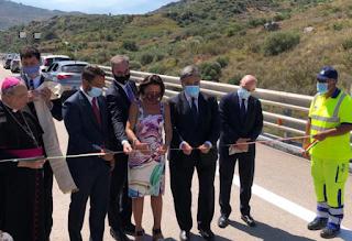 Inaugurazione Viadotto Himera