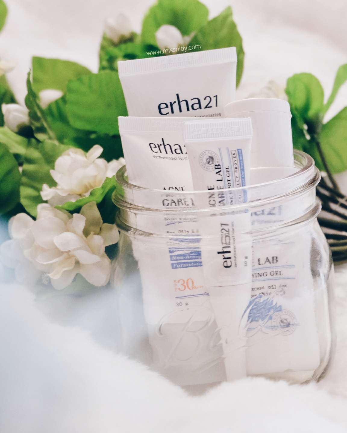 erha acne care lab review