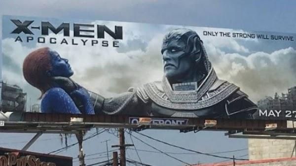 """Calma lá: Fox pede desculpa por cartaz de """"X-Men"""" que incita violência contra mulheres!"""