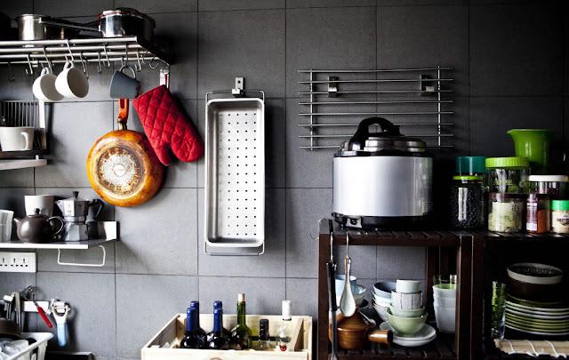 Model Dan Jenis Peralatan Dapur dan Fungsinya