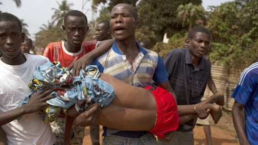 3 died trying to save Central African Republic