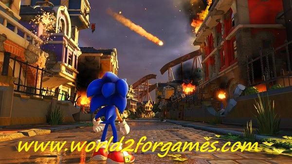 Free Download Sonic Forces