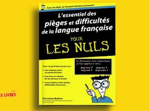 Télécharger : L'essentiel des pièges et difficultés de la langue française pour les nuls en pdf