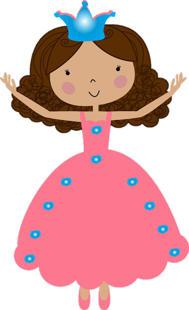 kids Clipart, Free Clipart, People Clipart, Princess Clipart