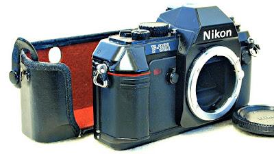 Nikon F-301 Body #000