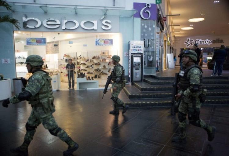 Cártel Mexicano ejecuta a bebe de ocho meses  y a dos Comandantes en Cáncun