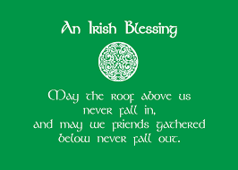 irish luck quotes