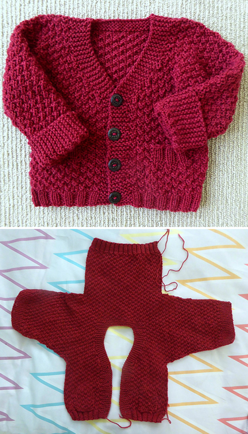 Checco's Dream - Free Knitting Pattern