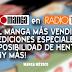 Panini habla de Manga en Radio Trece: Este es el manga más vendido...