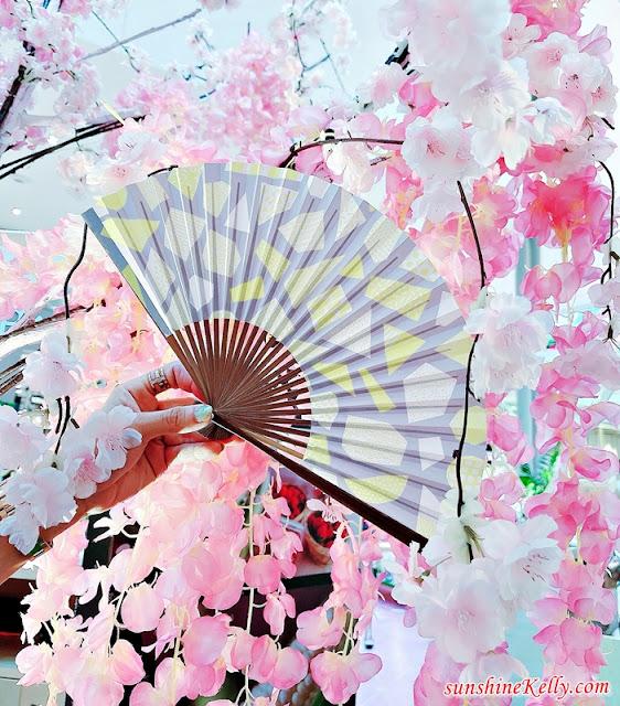 / fan / fun UMO #1 Lemon, TOCOO Mall, Japan, Online store, Japan Online, Minoya Senpo, japanase paper bamboo fan, lifestyle