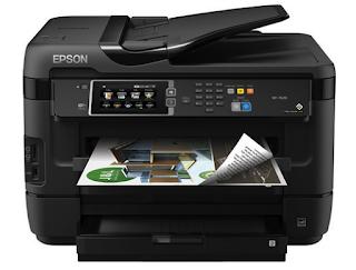 Epson WF-7620