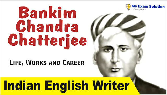 Bankim chandra chatterjee, indian writer, bankim chandra chatterjee biography, chattopadhdhyaa, indian writer