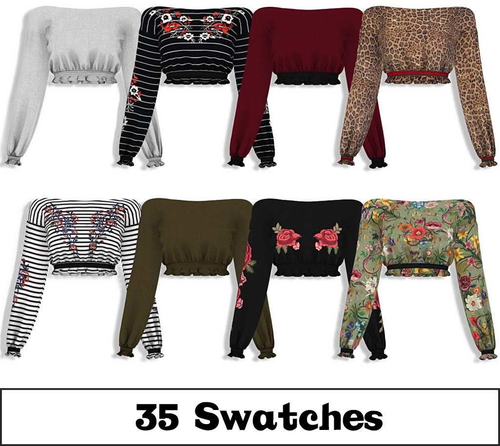 Женская повседневная одежда - Страница 3 Previewthea2
