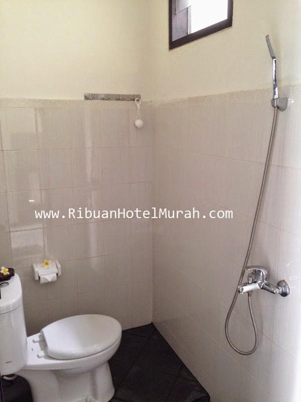 kamar mandi penginapan murah denpasar