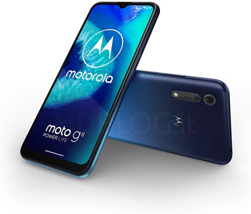Motorola Moto G8 Power Lite with MediaTek Helio P35 leaks
