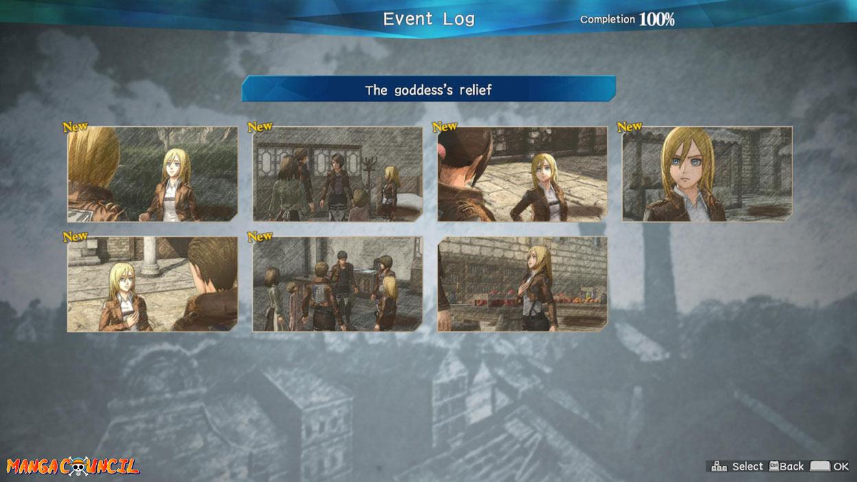 Attack on Titan 2 (Final Battle DLC) Save Game | Manga Council