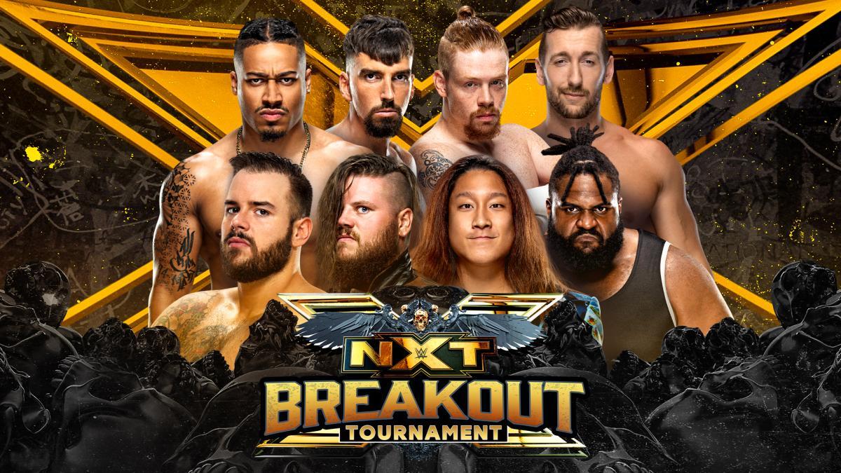 NXT anuncia os participantes do Breakout Tournament 2021