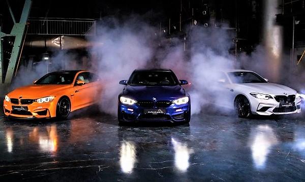Infinitas BMW M2, M3 y M4