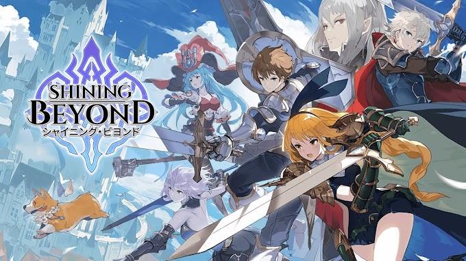 Game RPG Terbaru Shining Beyond Akhirnya Rilis Versi Global