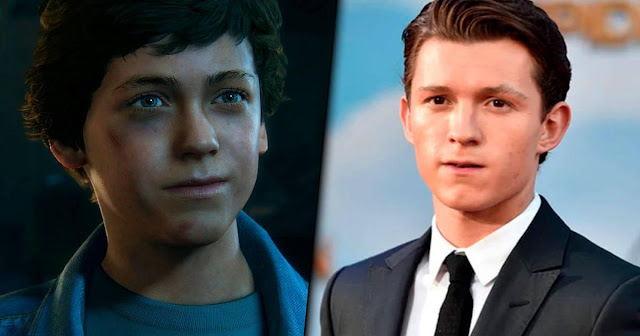 🎮 UNCHARTED: La Película de TOM HOLLAND no copiara al videojuego