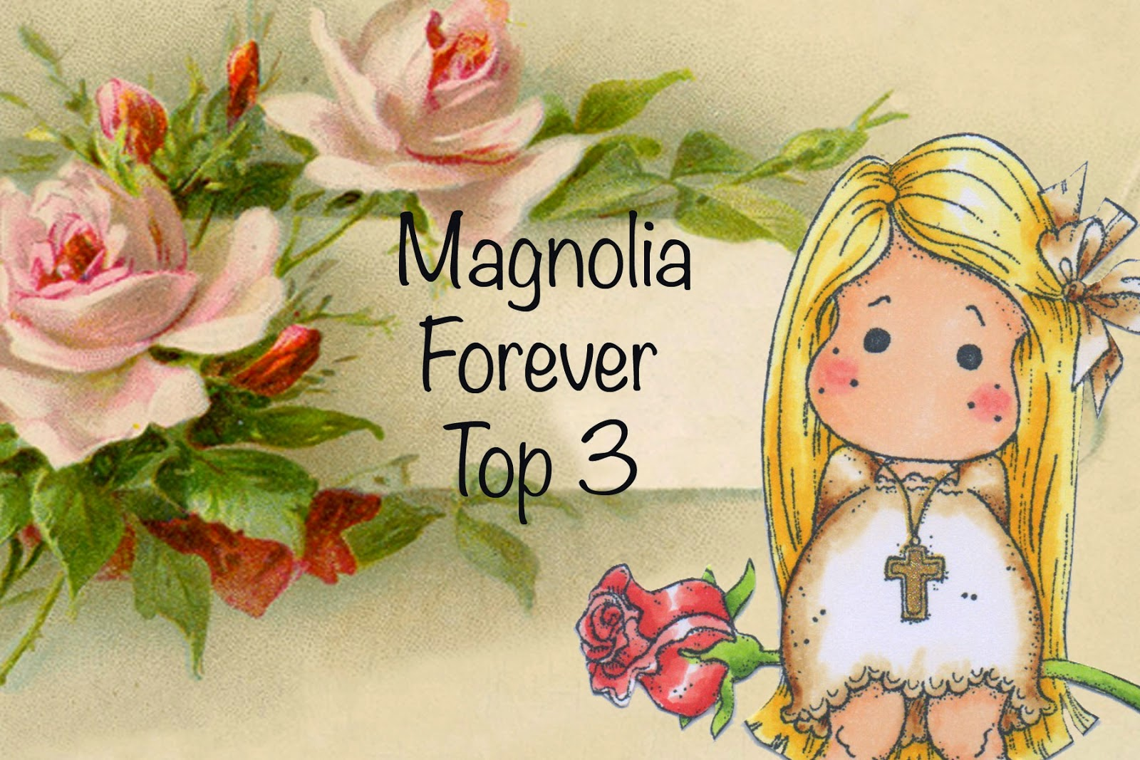 Top 3 @ Magnolia Forever 16th April