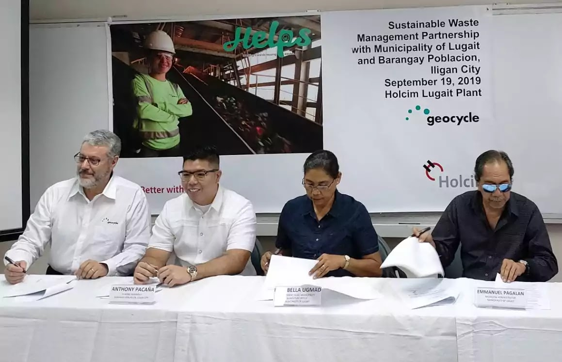 Holcim waste management unit gets ISO certifications anew