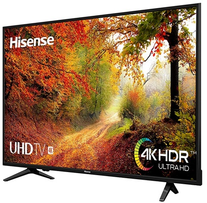 Hisense H43A6140: Smart TV 4K de 43'' con software VIDAA U preinstalado