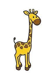 Giraffes images for kids