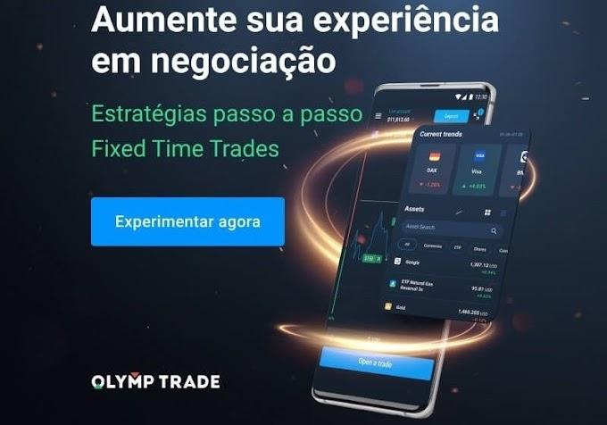 Olymp Trade – Olymp Trade Como Funciona?