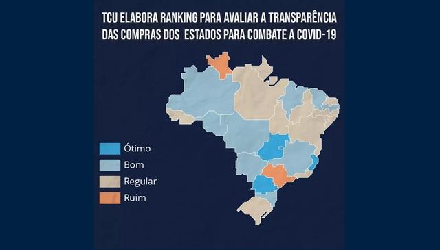 Pandemia: PB fica em 1º em ranking da transparência, diz estudo