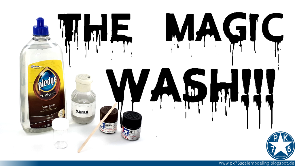 Themagic wash