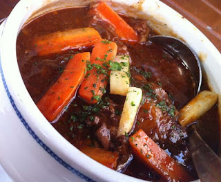 Umsila Wenkomo Oxtail Stew a Slow Cooker Recipe