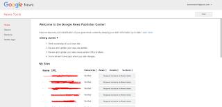Cara Mendaftar Situs Website atau Blog ke Google News (Google Berita)