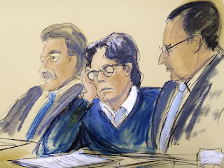 "Keith Raniere, the founder of the ""Nxivm"" was found guilty on all charges."