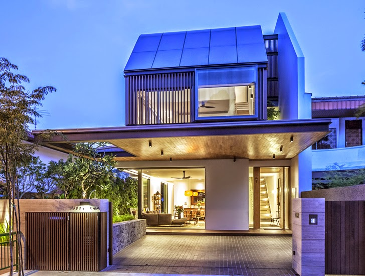 3d Wallpaper House Malaysia 50 Stunning Houses In Singapore Urban Architecture Now