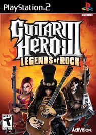 Guitar Hero III Legends Of Rock PS2 Torrent