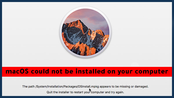 """كيفية إصلاح مشكل """"تعذر تثبيت macOS على جهاز الكمبيوتر الخاص بك"""""""