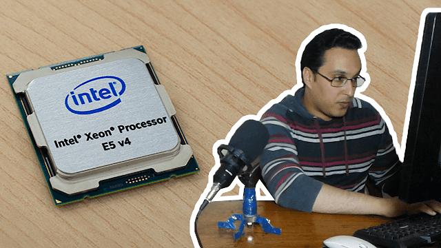 """ما معنى الارقام و الحروف فى معالجات إنتل زيون """"Intel Xeon"""" ؟"""