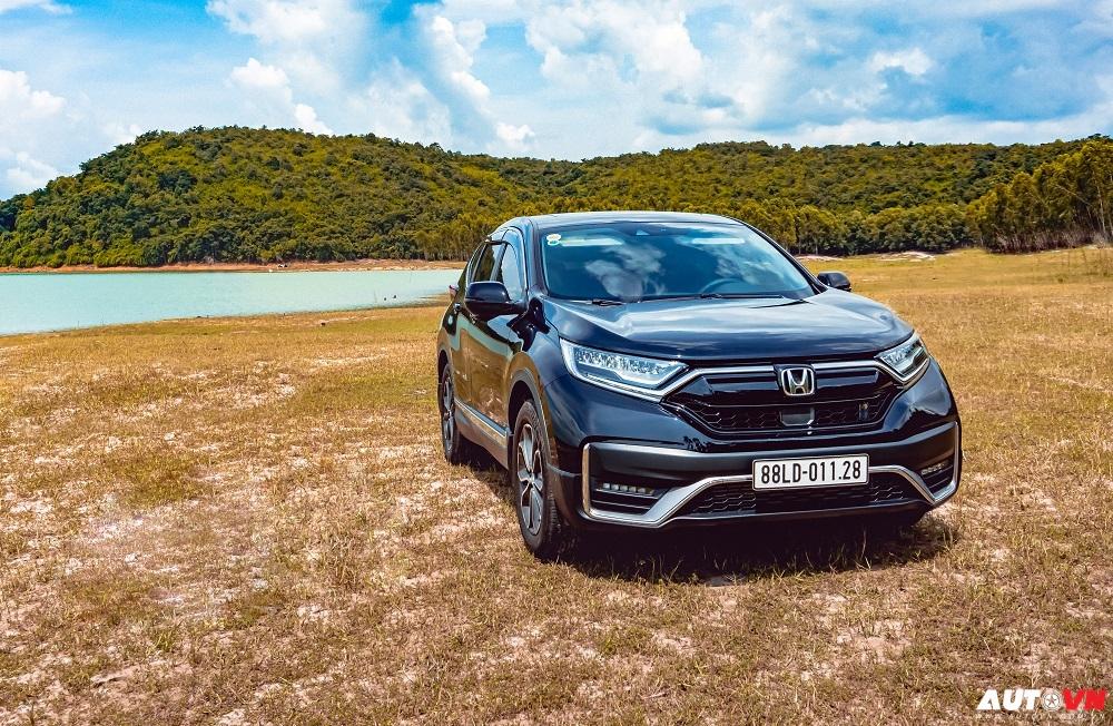 Honda hỗ trợ 50% lệ phí trước bạ còn lại cho khách mua xe CR-V