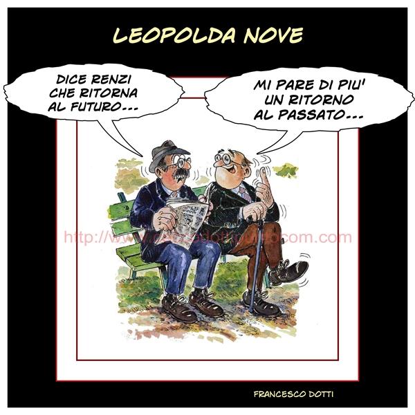 Renzi: ritorno al futuro