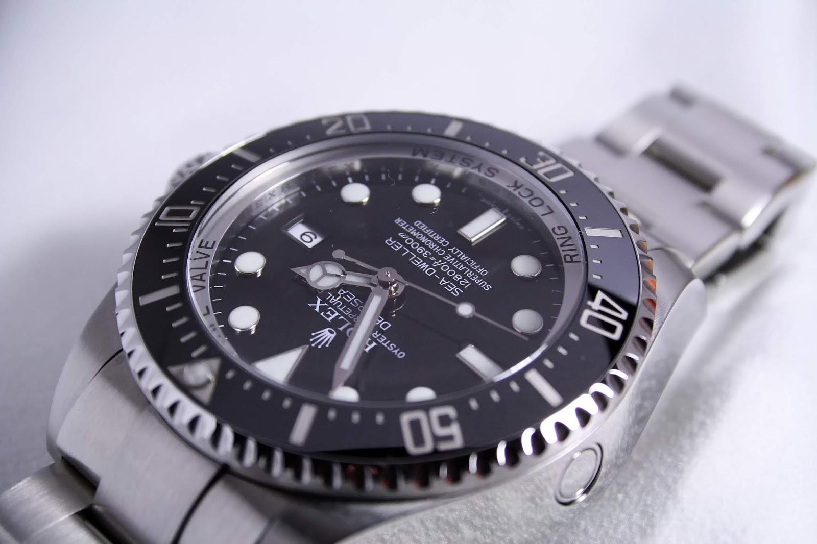 Jam tangan rolex berharga tinggi
