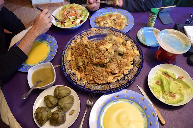 10 ciekawych i dziwnych zwyczajów kulinarnych Maroko