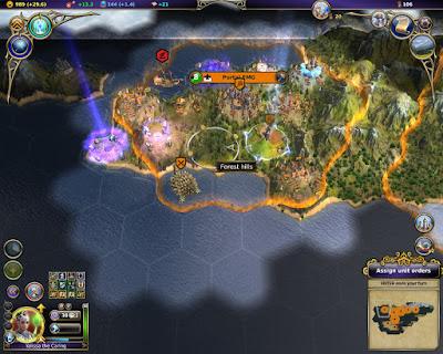 Warlock: Master of the Arcane Game Screenshots 2012